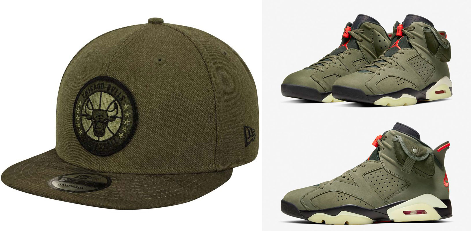 travis-scott-air-jordan-6-olive-bulls-hat-match-3