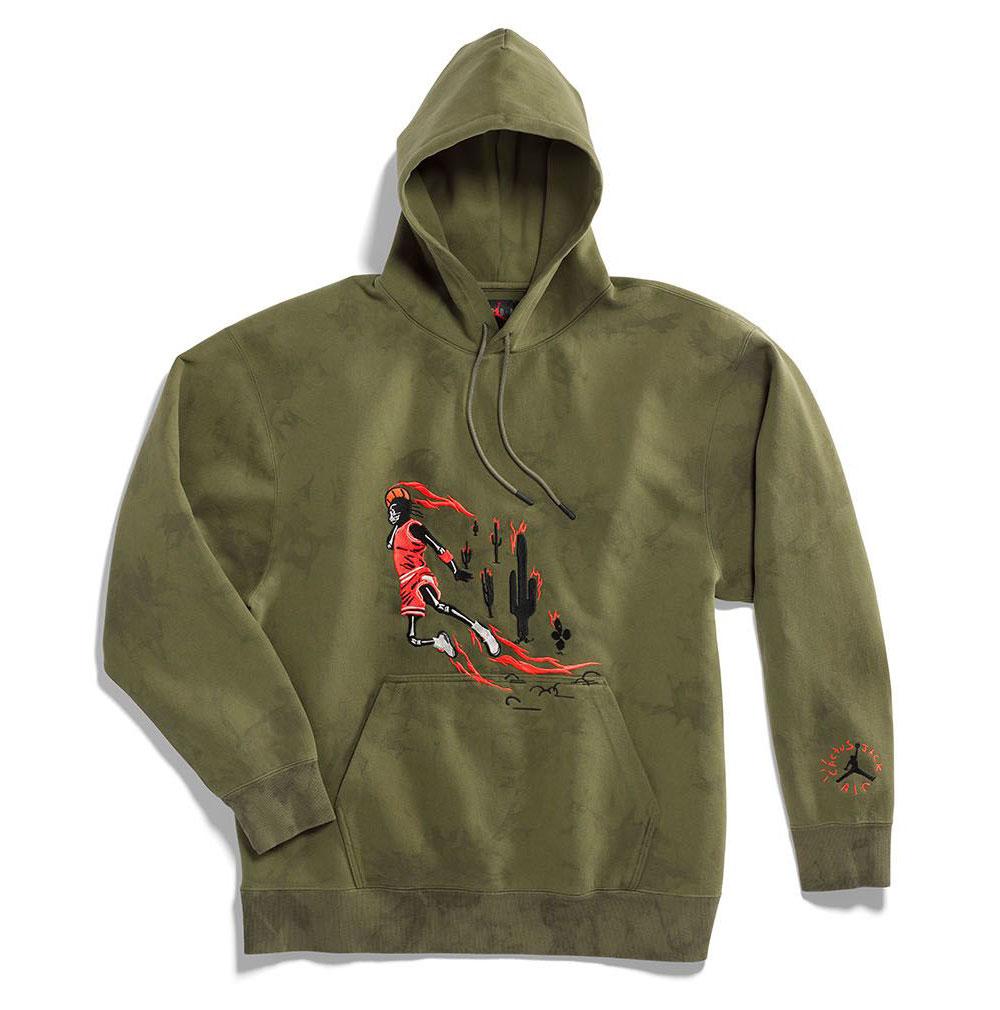 travis-scott-air-jordan-6-olive-hoodie