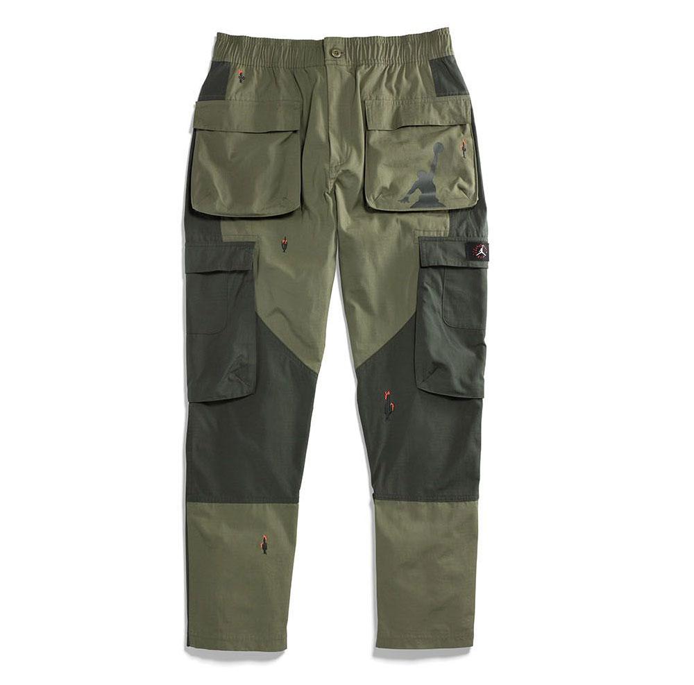 travis-scott-air-jordan-6-olive-pants