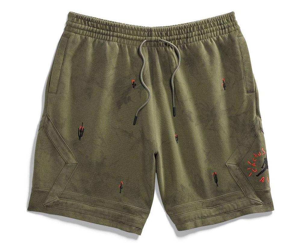 travis-scott-air-jordan-6-olive-shorts