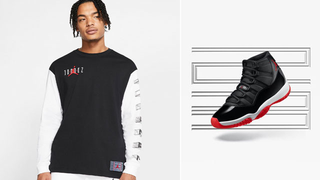 2019-jordan-11-bred-long-sleeve-tee-shirt