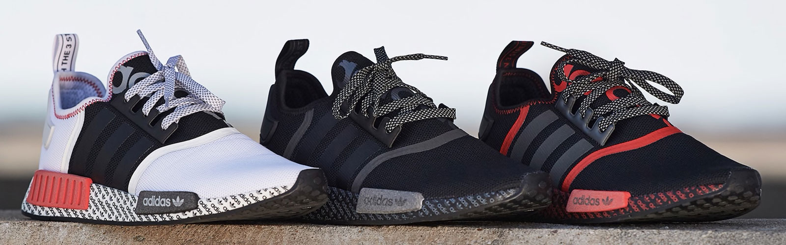 adidas NMD R1 Transmission 2.0 Sneakers   SneakerFits.com