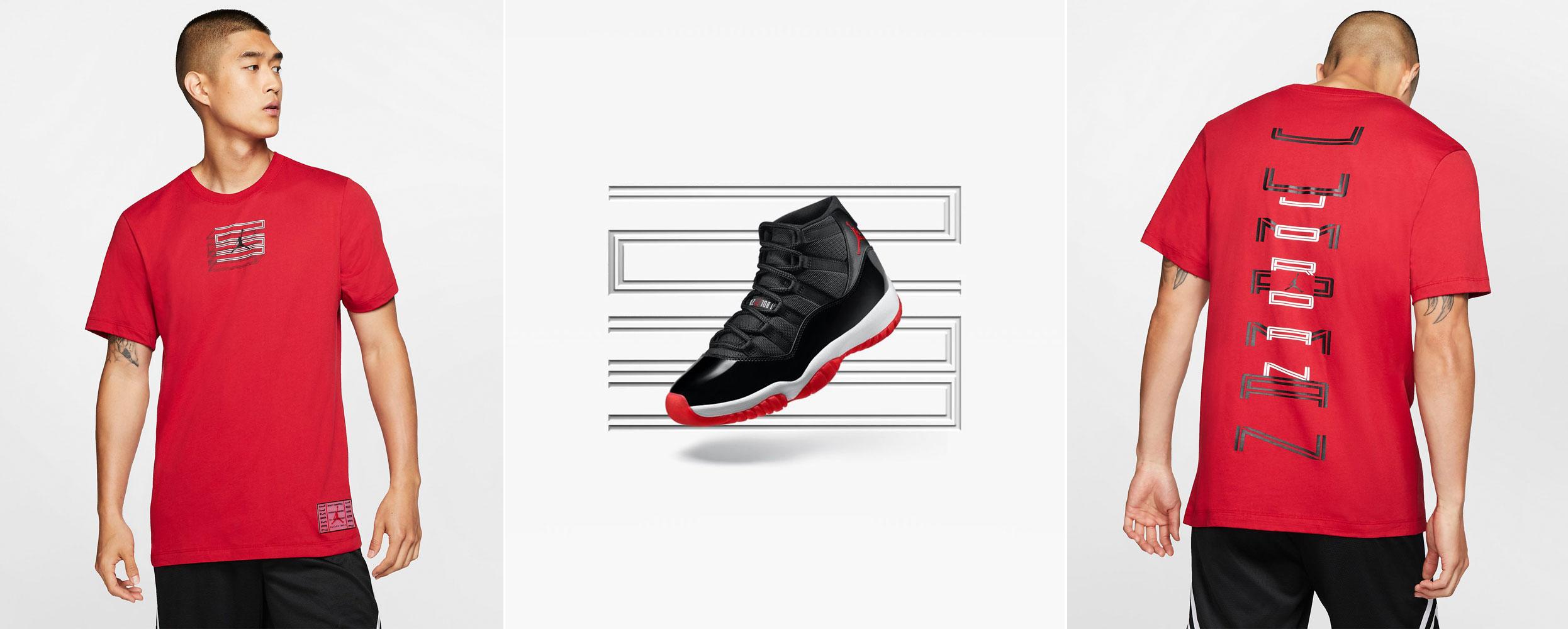 air-jordan-11-bred-sneaker-shirt