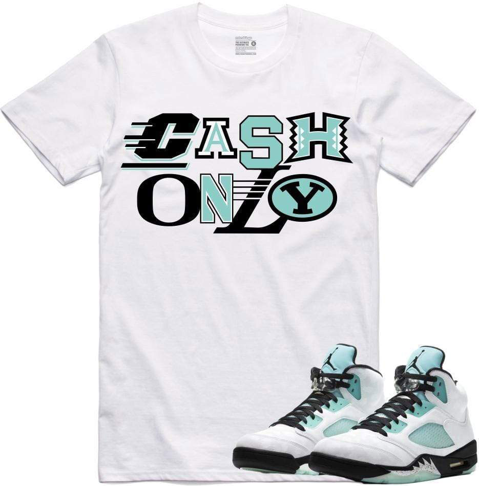 air-jordan-5-island-green-sneaker-tee-shirt-4