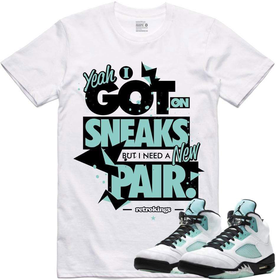 air-jordan-5-island-green-sneaker-tee-shirt-8