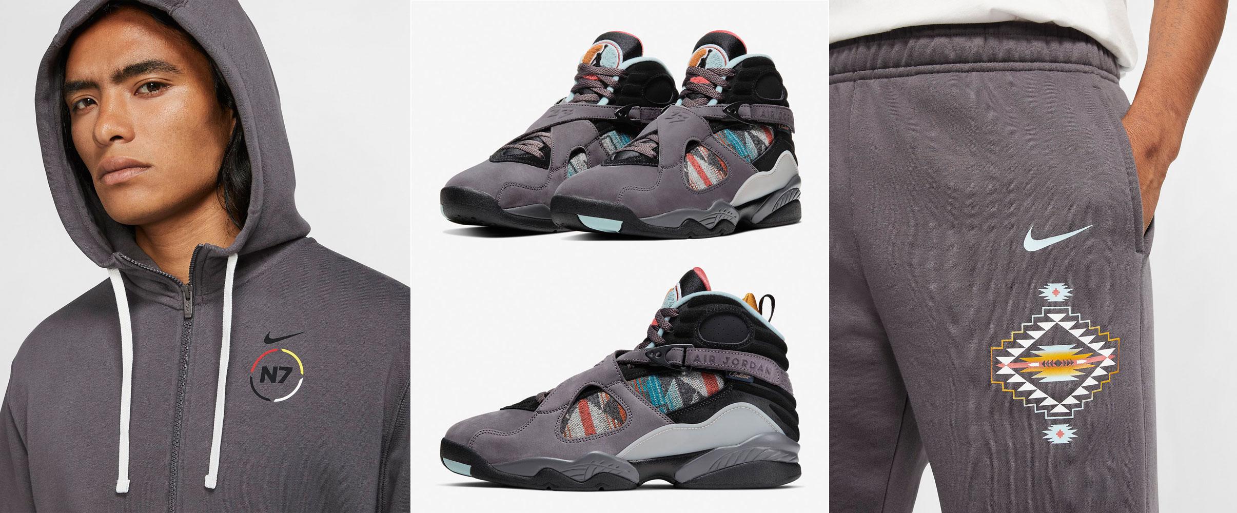 air-jordan-8-n7-pendelton-clothing-match