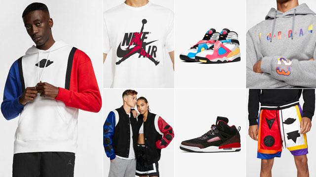 Air Jordan Shoes and Clothing Black