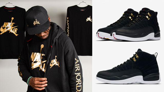 jordan-12-reverse-taxi-clothing-outfits