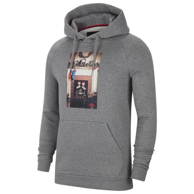jordan-chimney-santa-hoodie-grey