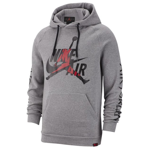 jordan-jumpman-classics-hoodie-grey-black-red