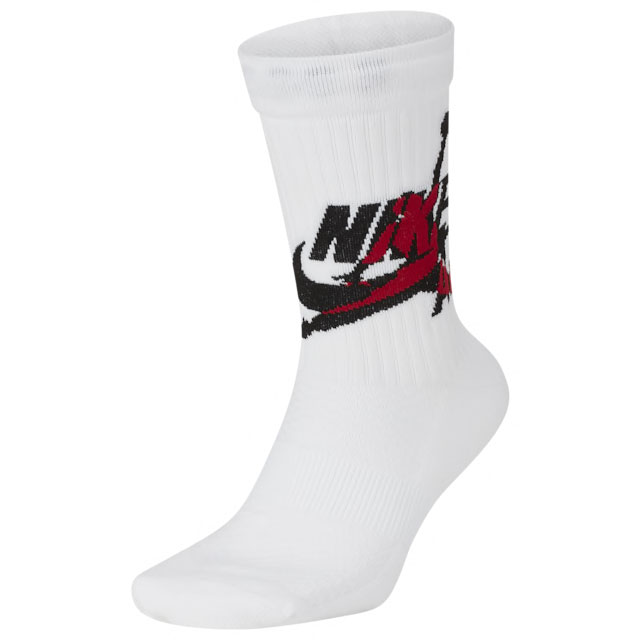 jordan-jumpman-classics-socks-white-red