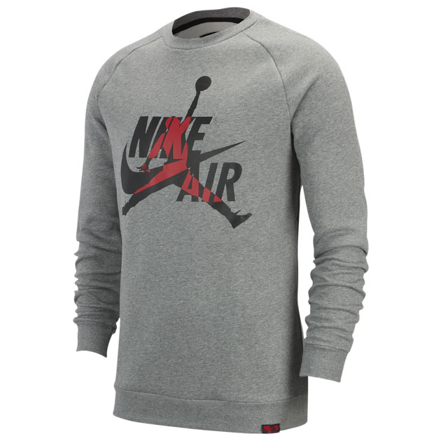 jordan-jumpman-classics-sweatshirt-grey-black-red