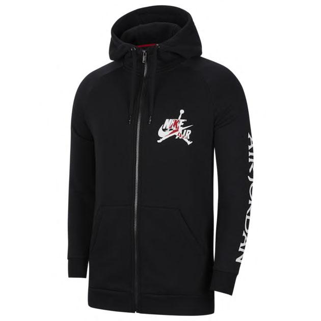 jordan-jumpman-classics-zip-hoodie-black-red