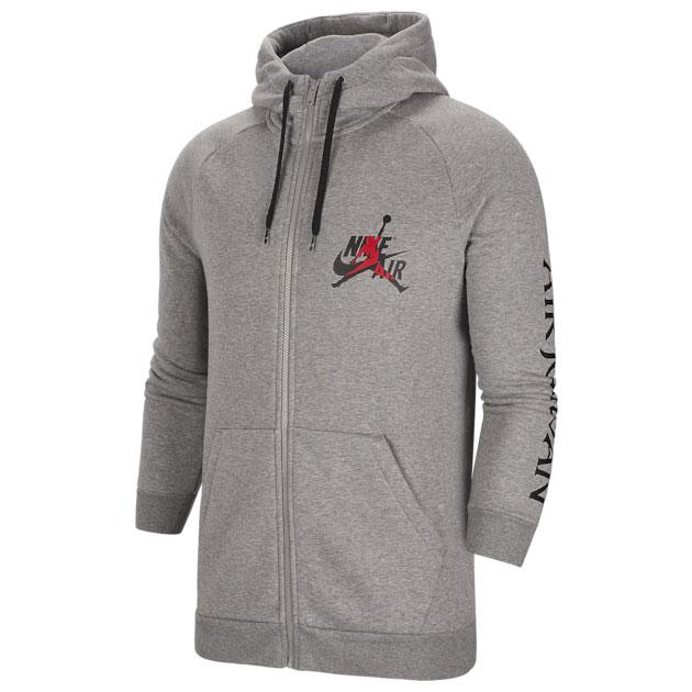 jordan-jumpman-classics-zip-hoodie-grey-red