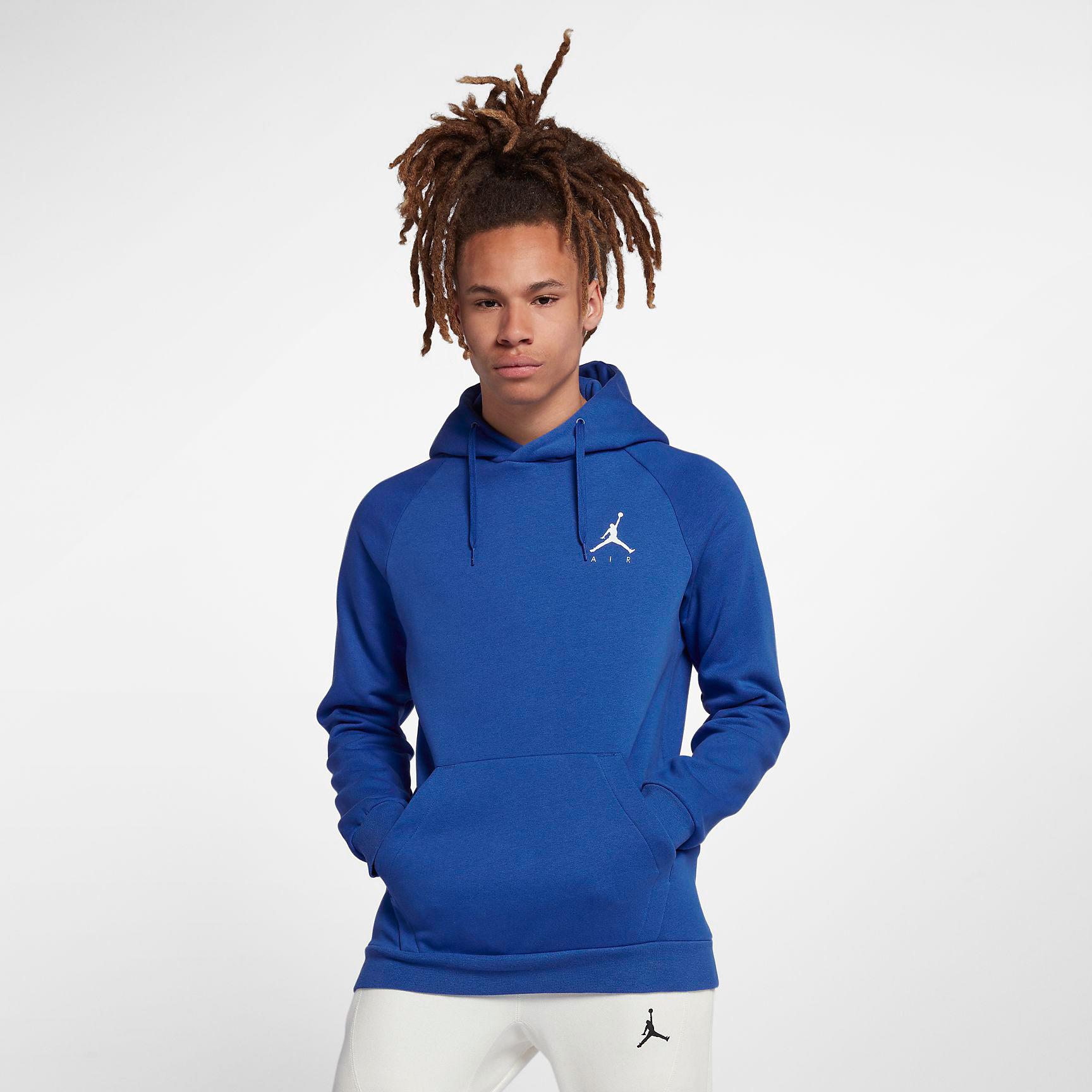 jordan-jumpman-hoodie-blue