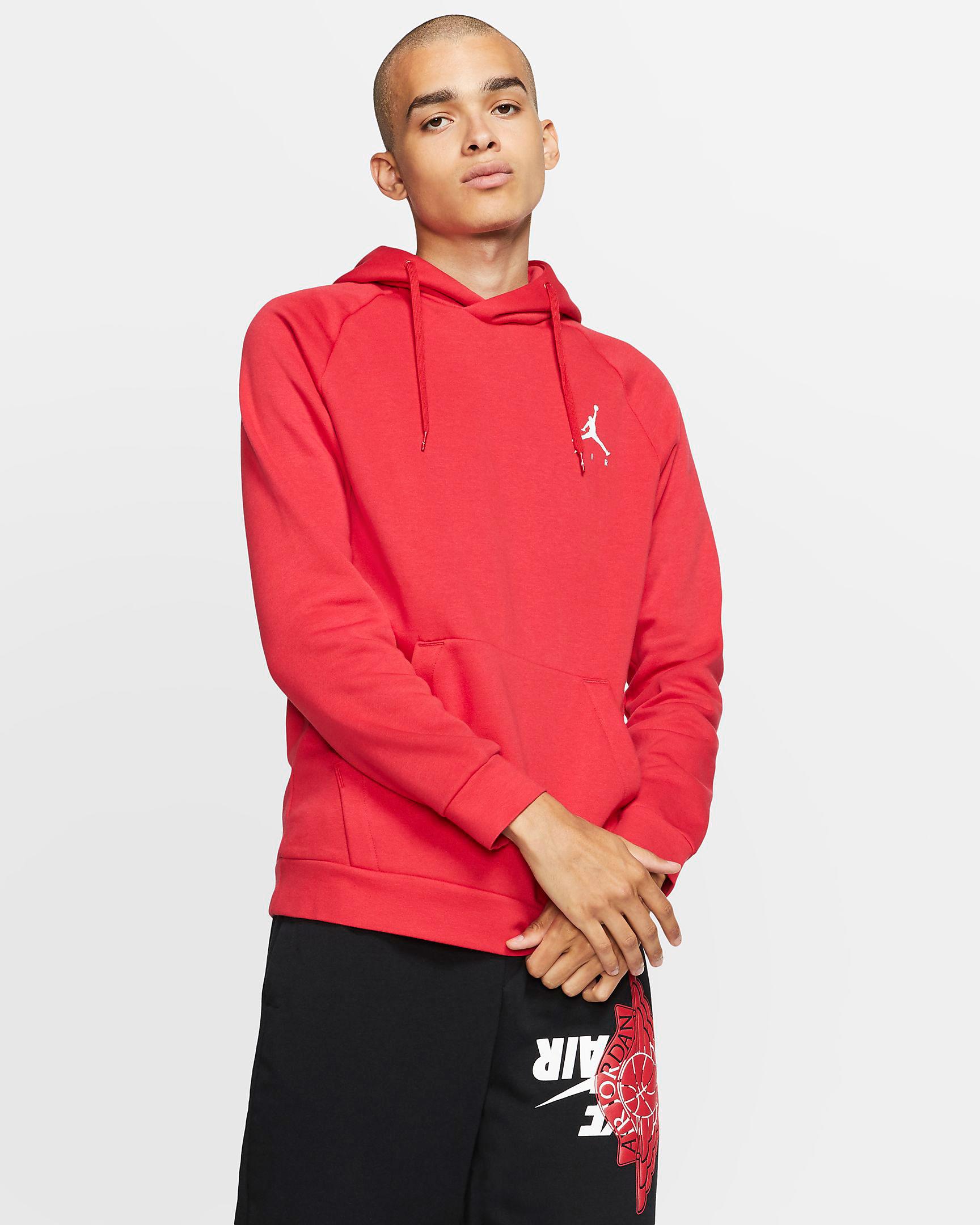 jordan-jumpman-hoodie-red