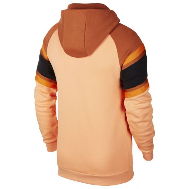 jordan-shattered-backboard-3-orange-starfish-hoodie-1