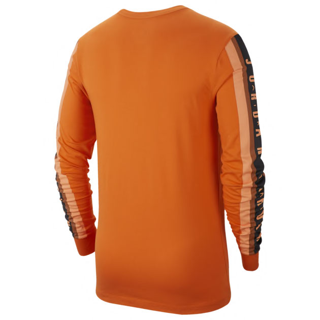 jordan-shattered-backboard-3-orange-starfish-long-sleeve-shirt-2
