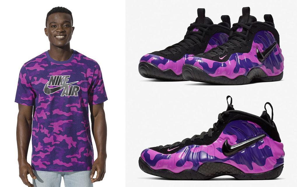 Nike Foamposite Pro Metallic Gold Carbon Fiber Sneaker ...