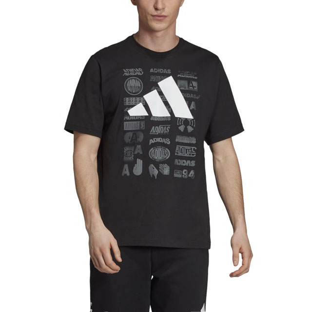 adidas-athletic-t-shirt-black-white