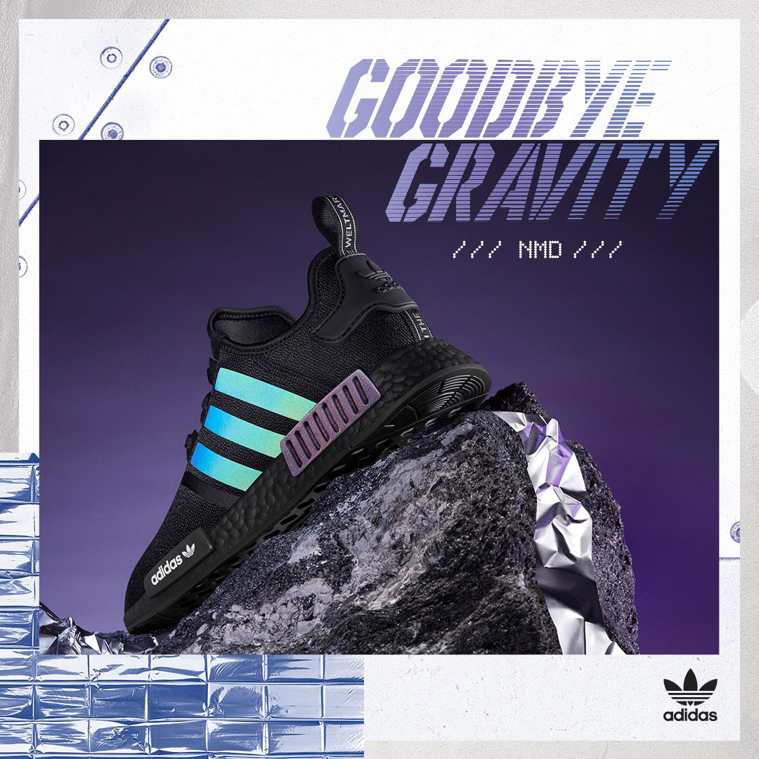 adidas Goodbye Gravity Sneakers and Clothing | SneakerFits.com