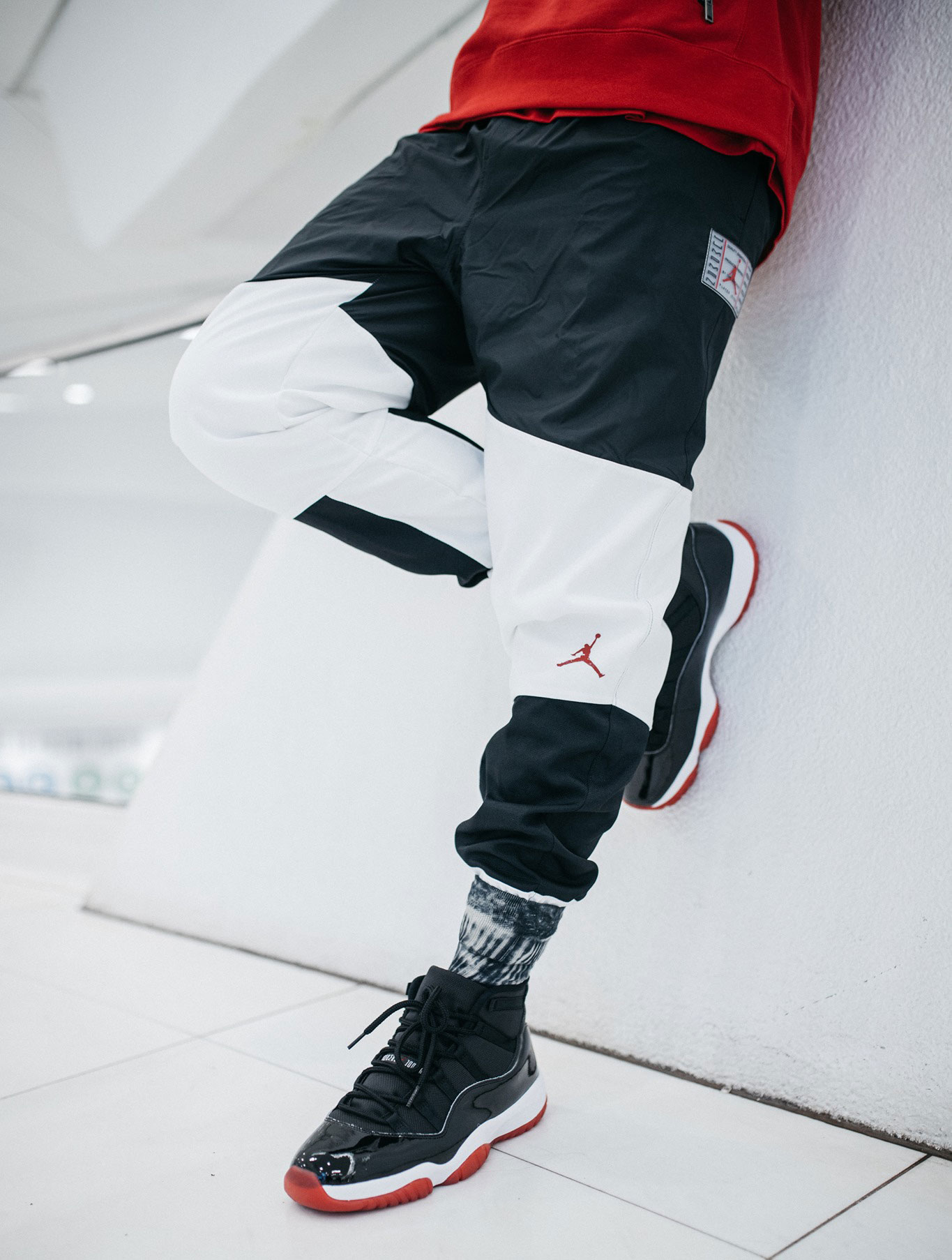 air-jordan-11-black-red-bred-pant