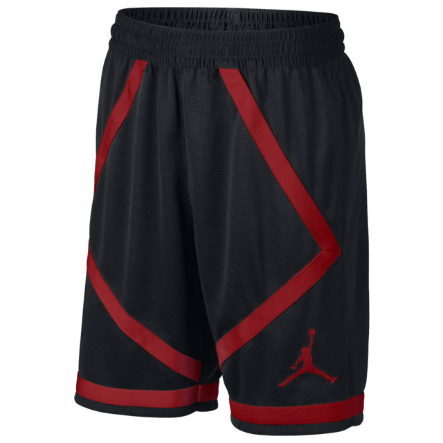 air-jordan-11-bred-matching-shorts-black-red
