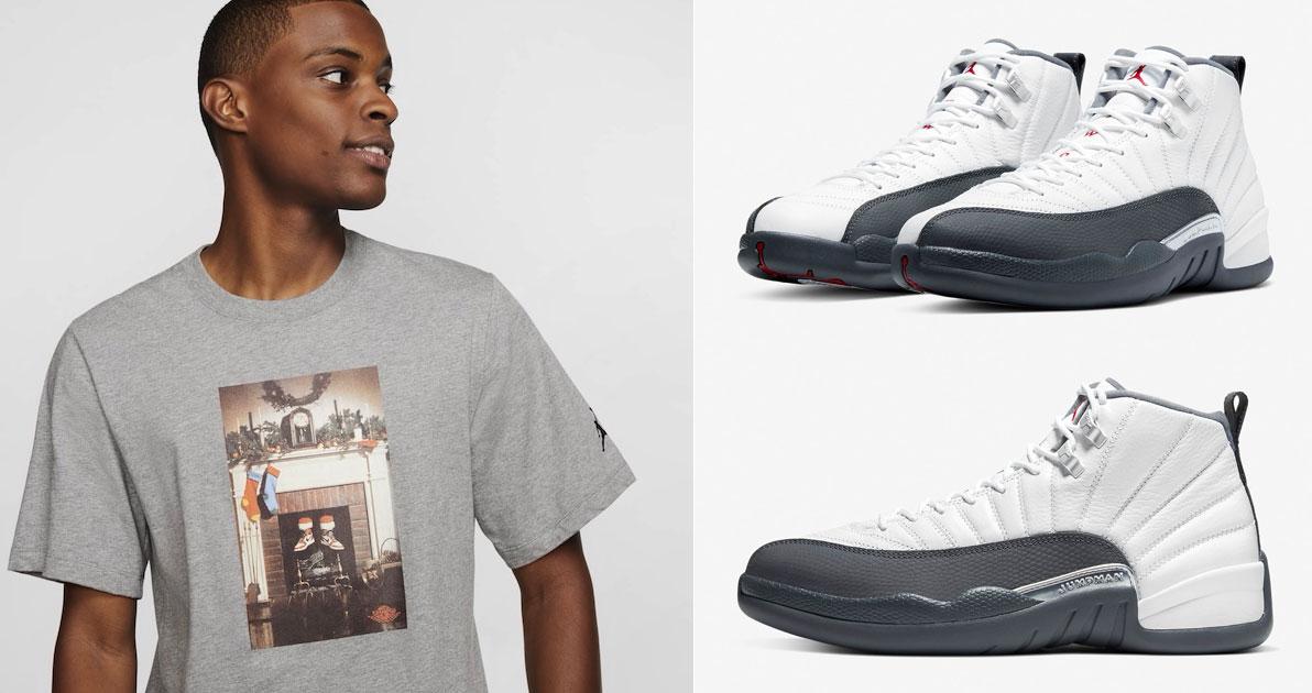 air-jordan-12-dark-grey-holiday-christmas-apparel