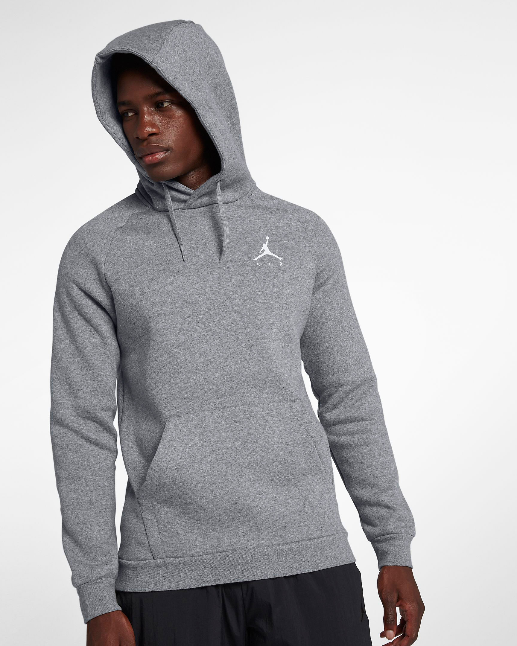 air-jordan-12-dark-grey-white-hoodie-match