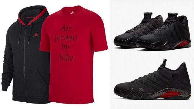 Air Jordan 14 Black Ferrari Clothing Hats To Match Sneakerfits Com