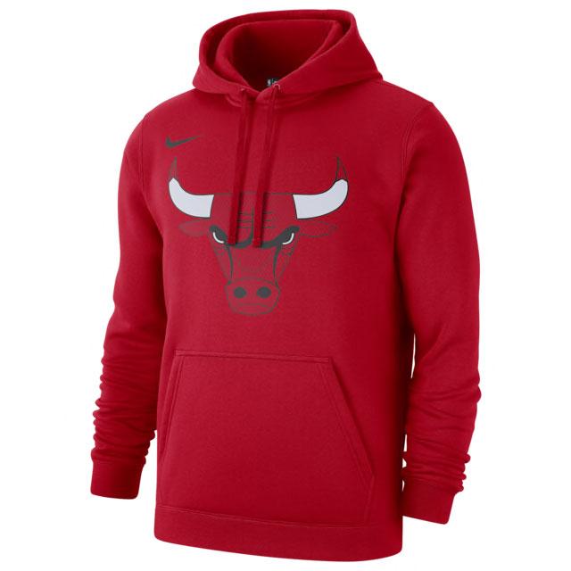 chicago-bulls-nike-logo-hoodie-red