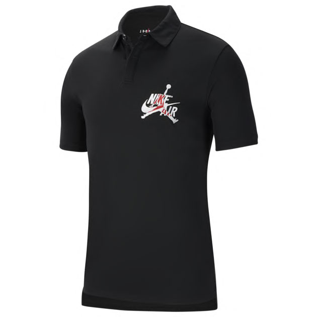 jordan-11-bred-polo-shirt-match