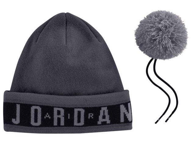 jordan-12-dark-grey-beanie-hat-3
