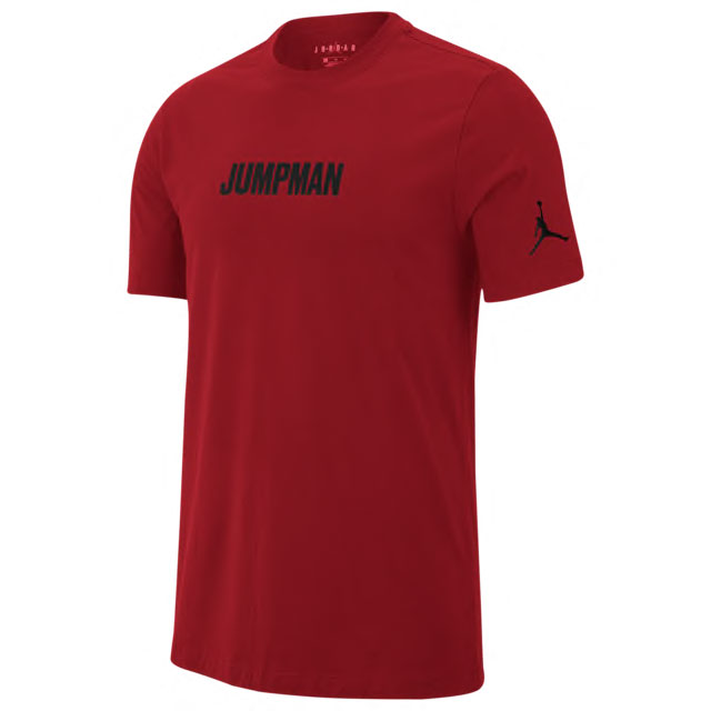 jordan-14-black-ferrari-shirt-match-2