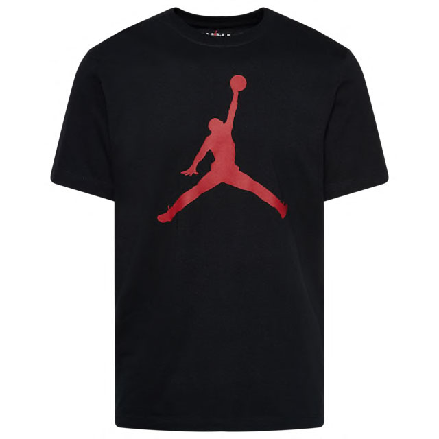 jordan-14-black-ferrari-shirt-match-4