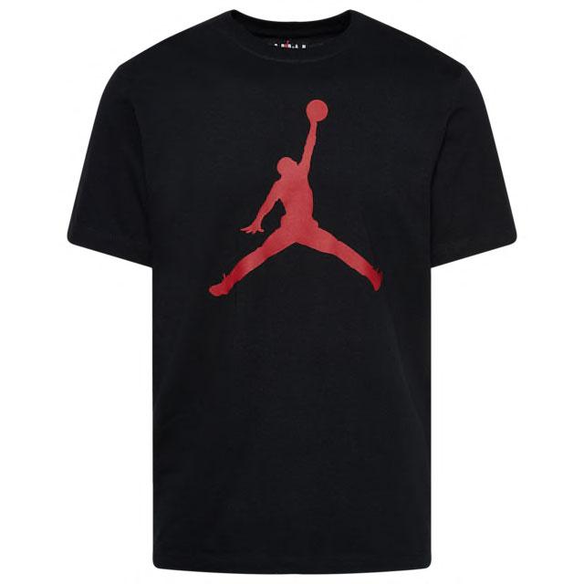 jordan-14-black-ferrari-shirt-match-4