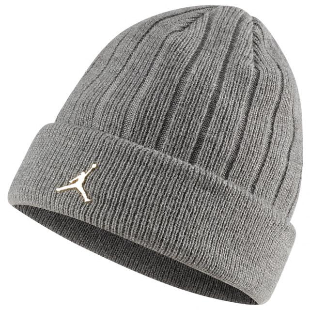 jordan-grey-beanie-knit-hat-1