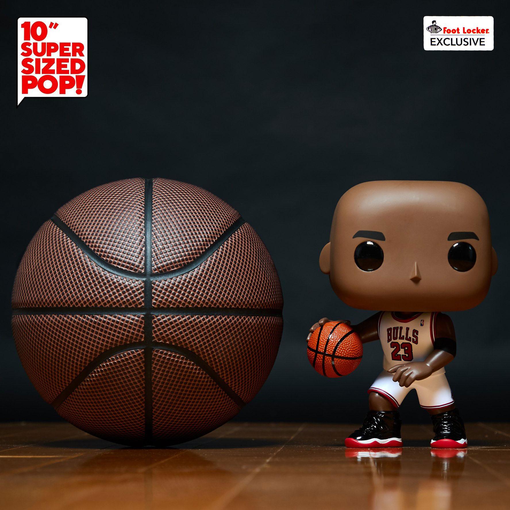 Michael Jordan Funko Pop Super Size