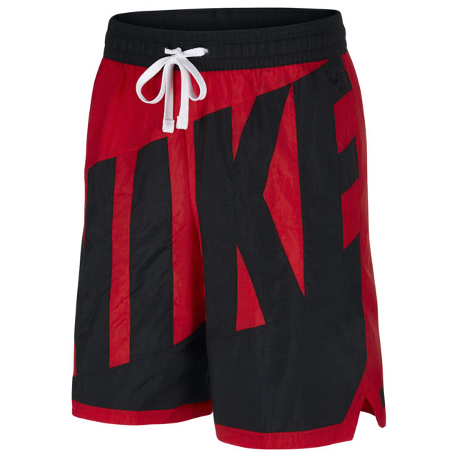 nike-air-more-uptempo-96-laser-crimson-shorts-match-1