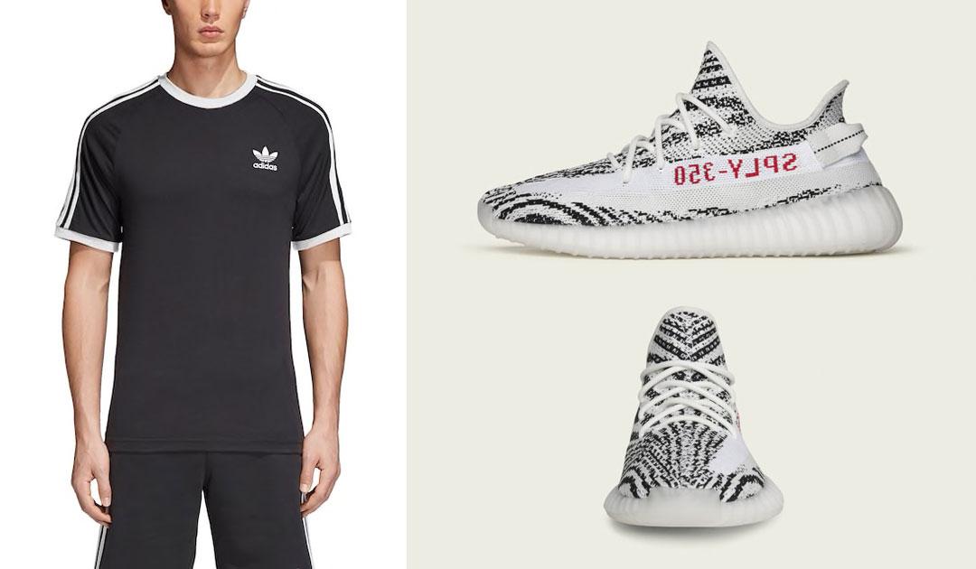 yeezy-350-v2-zebra-2019-t-shirt-match-2