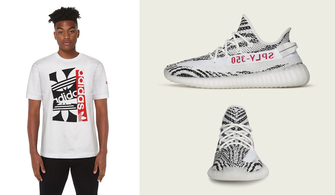 yeezy-350-v2-zebra-shirt-match-1
