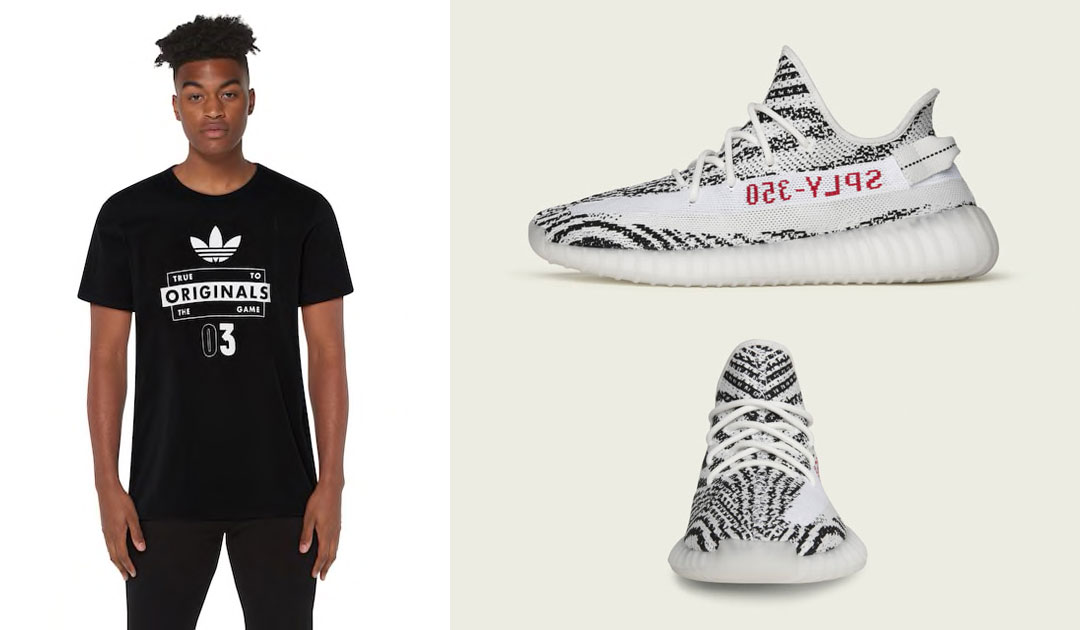 yeezy-350-v2-zebra-shirt-match-2