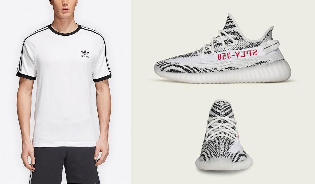 yeezy-350-v2-zebra-t-shirt-match-1
