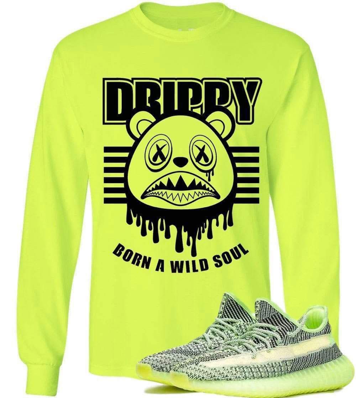 yeezy-boost-350-v2-yeezreel-matching-sneaker-tee-shirt-baws