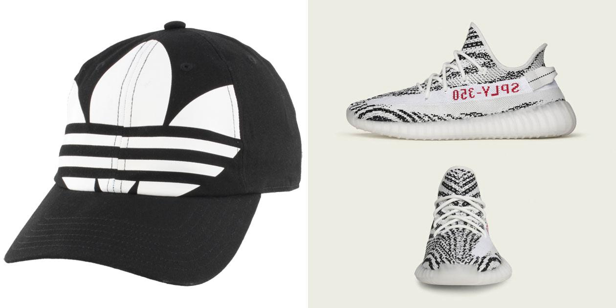 yeezy-boost-350-v2-zebra-hat-1