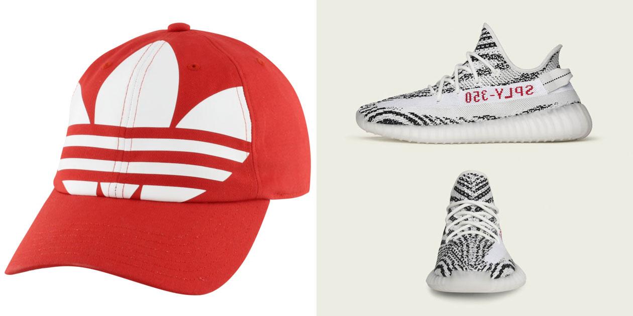 yeezy-boost-350-v2-zebra-hat-2
