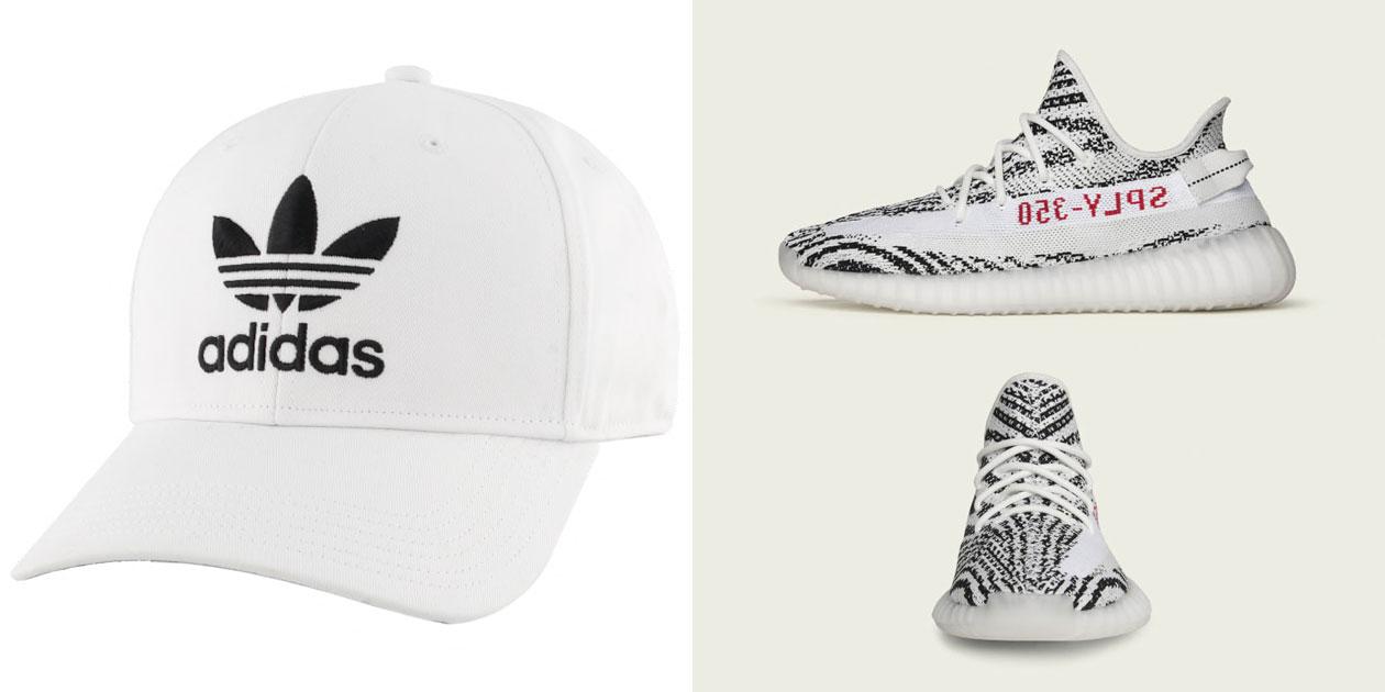 yeezy-boost-350-v2-zebra-snapback-cap-1