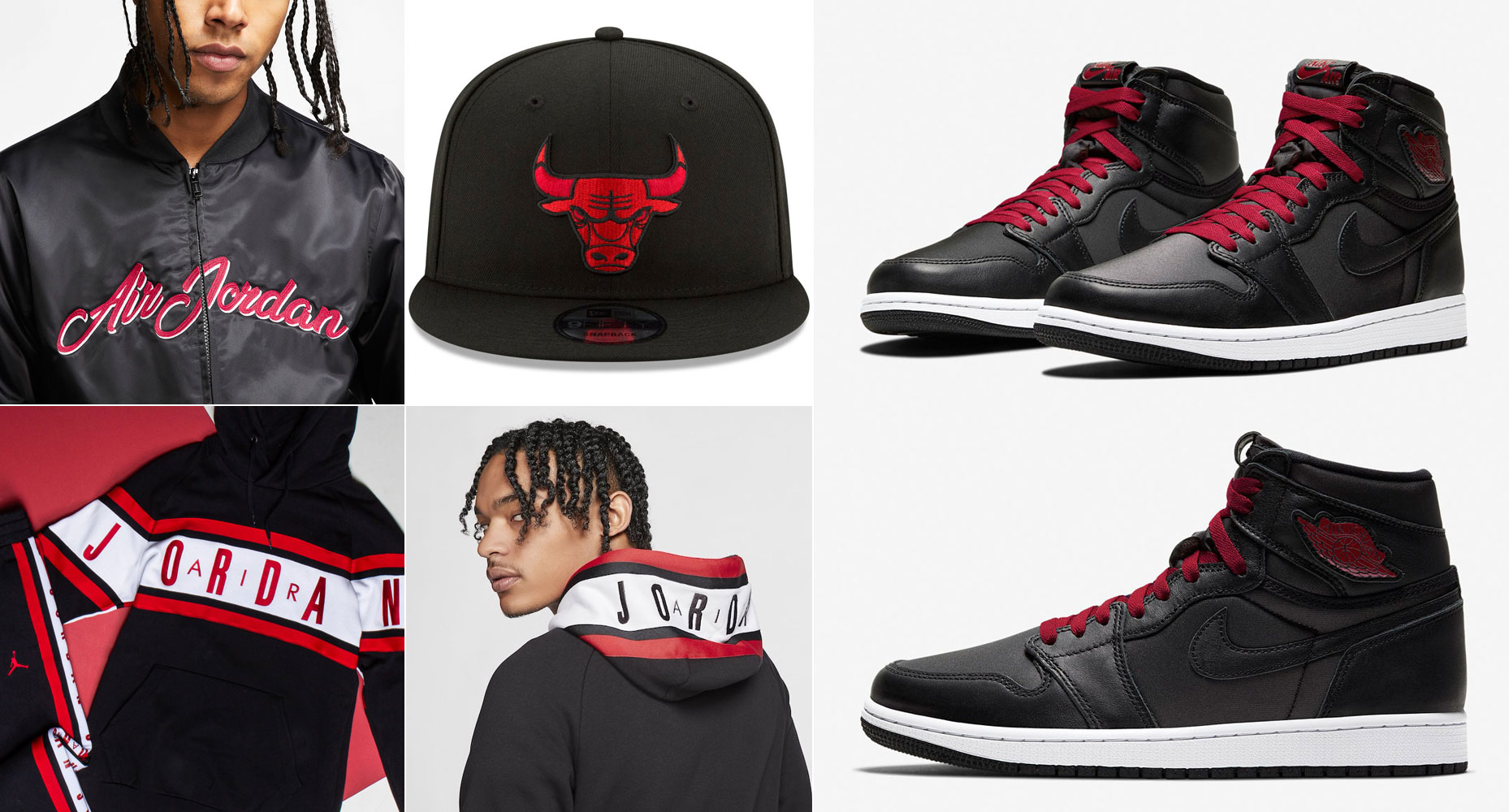 outfits with black jordans