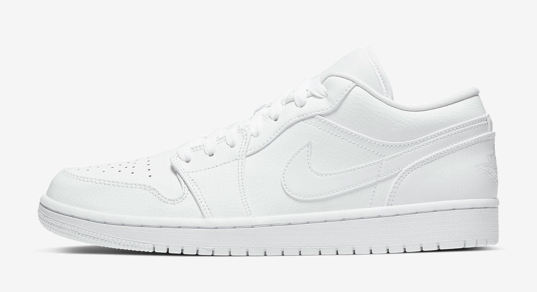 air-jordan-1-low-triple-white-release-date-2