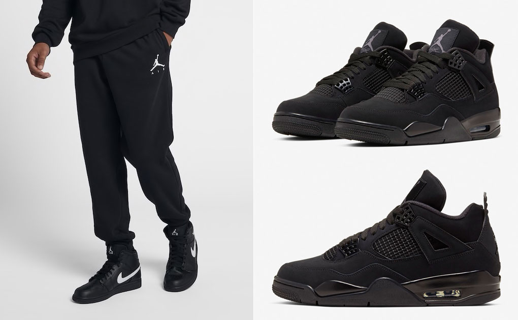 air-jordan-4-black-cat-pants-1